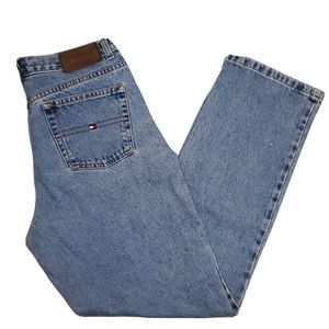 Tommy Hilfiger Womens Size 12 Straight Leg Jeans